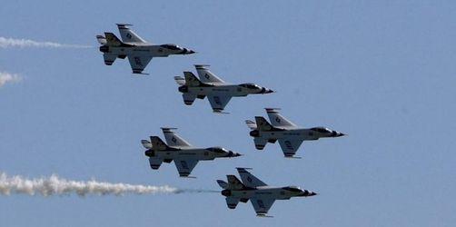 US-Kampfjets verfolgen gestohlenes Kleinflugzeug
