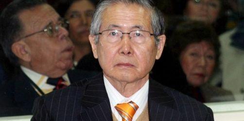 25 Jahre Haft für Perus Ex-Präsidenten Fujimori