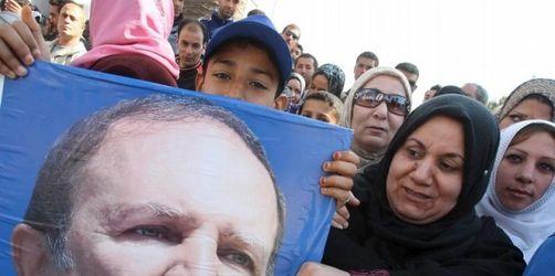 Algerien meldet Rekordwahlbeteiligung