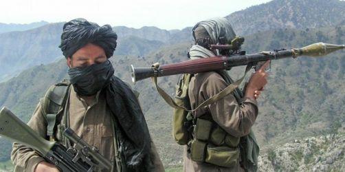 Taliban richten Liebespaar öffentlich hin