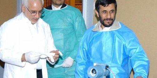 USA wollen Iran Urananreicherung zugestehen