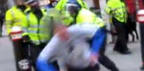 Londoner Polizei suspendiert weiteren Polizisten