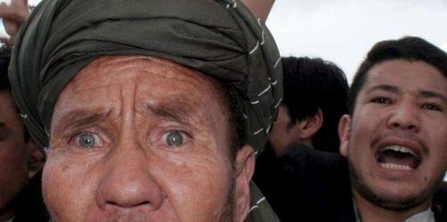 Gewalt bei Demonstration gegen Ehegesetz in Kabul