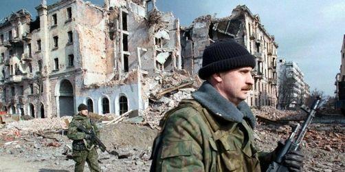 Moskau beendet Militäreinsatz in Tschetschenien
