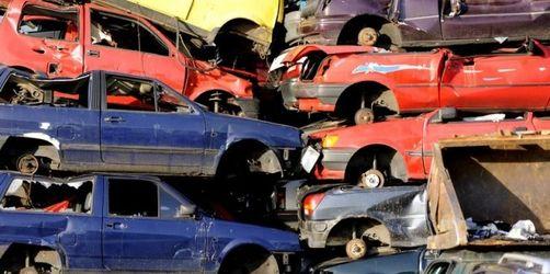 BDK: 500 abgewrackte Autos illegal weiterverkauft