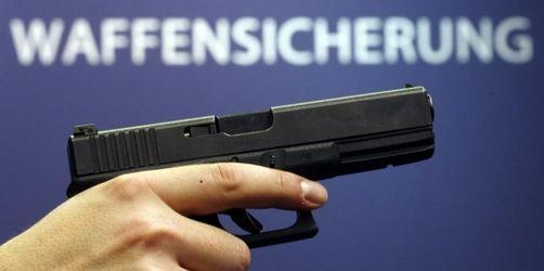 Bund und Länder prüfen Amnestie für Waffenbesitzer