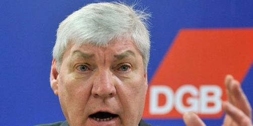 DGB-Chef warnt vor sozialen Unruhen