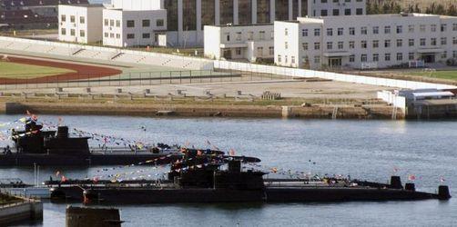 China zeigt erstmals seine Atom-U-Boote