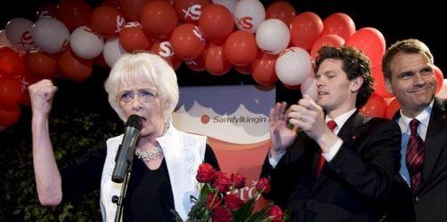 Finanzkrisen-Wahl bringt linke Mehrheit in Island