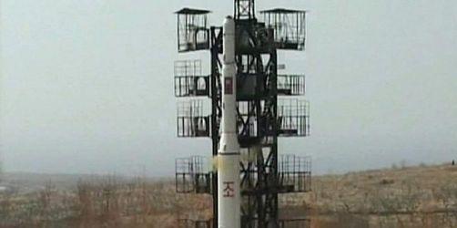 Nordkorea droht UN und feuert erneut Rakete ab