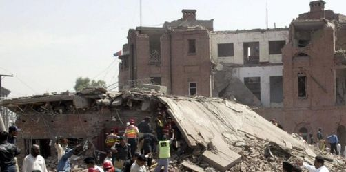 Verheerender Selbstmordanschlag in Pakistan