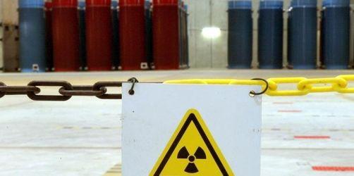 Ungelöste Atommüll-Lagerung sorgt für Zündstoff