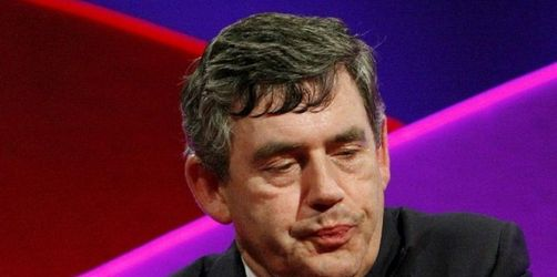 Browns Labour-Partei droht Desaster bei Europawahl