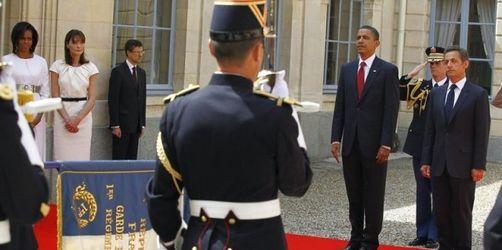 Obama würdigt Kampf gegen Nazi-Regime