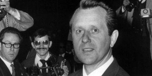 Stasi beschaffte Anklageschrift gegen Kurras