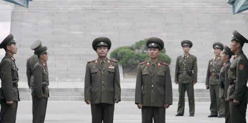 Spannungen zwischen USA und Nordkorea verschärft