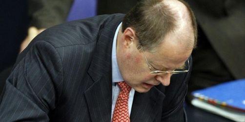 Bund braucht 310 Milliarden Euro Neu-Kredite