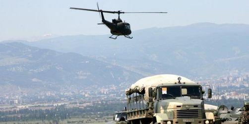 Russland beginnt umstrittenes Manöver im Kaukasus