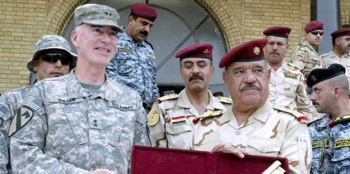 Iraker feiern trotz Terror Abzug der US-Soldaten
