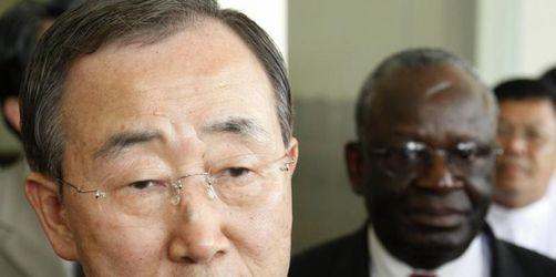 Ban Ki Moon beißt bei Birmas Junta auf Granit