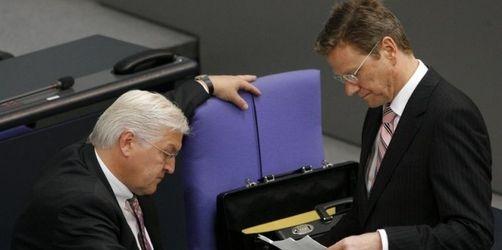 Steinmeier wirft FDP Verrat liberaler Tradition vor