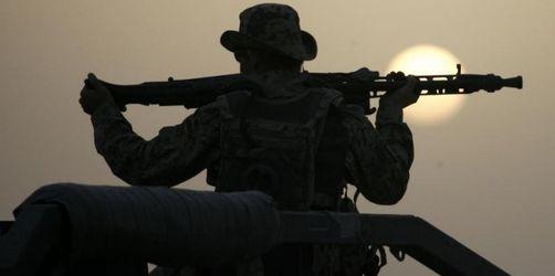 CDU und CSU streiten über Afghanistan-Einsatz