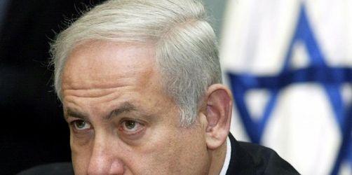 Netanjahu spricht von Zwei-Staaten-Lösung