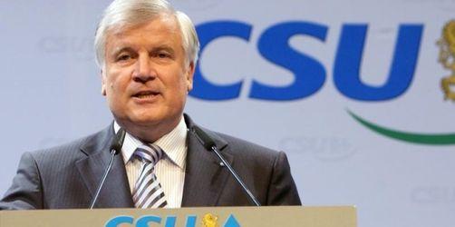 Seehofer rechnet mit Unions-Kompromiss zu Europa