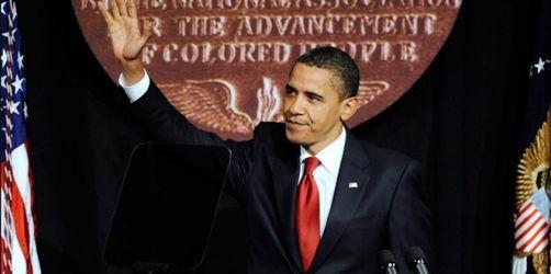Obama redet Schwarzen ins Gewissen