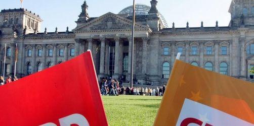 Umfrage: 56 Prozent für Ende der großen Koalition
