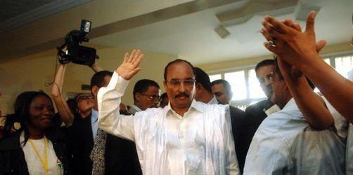 Ex-Putschist siegt bei Wahl in Mauretanien