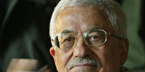 Abbas: Israel will «rein jüdisches» Jerusalem