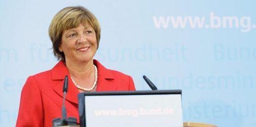 Schmidt zieht Konsequenz - bleibt aber Ministerin