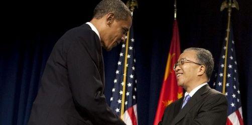 Obama will verstärkte Zusammenarbeit mit China