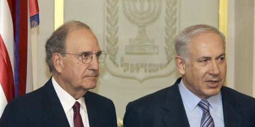 Netanjahu und Mitchell nach Treffen optimistisch