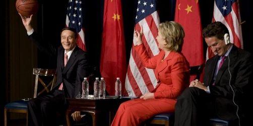 USAund China rücken zusammen - auch beim Klima