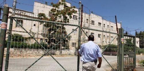 Israel stoppt Wohnungsbauprojekt in Ost-Jerusalem