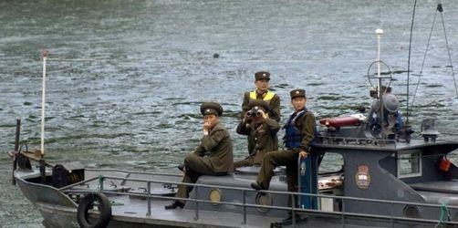 Südkoreanisches Schiff nach Nordkorea geschleppt