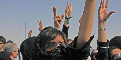 Iran: Erneut Polizeigewalt gegen Demonstranten