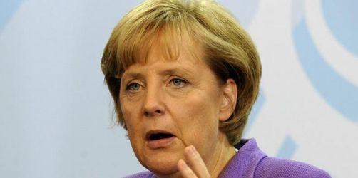Kritik an Merkels Wahlkampfstil nimmt zu