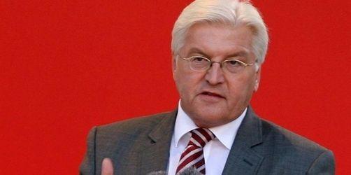 Steinmeier attackiert Merkel: Flanieren ist zu wenig
