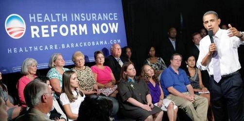Obama kämpft um Gesundheitsreform