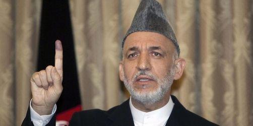 Absolute Mehrheit für Karsai - Wahlbetrug?