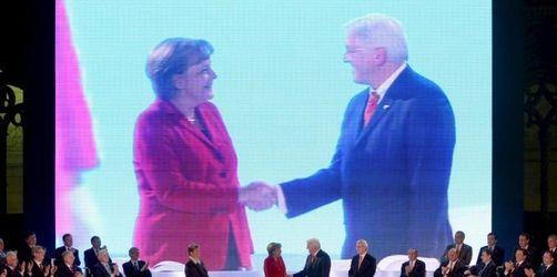 Bundestag billigt EU-Gesetze: Deutschland EU-Motor
