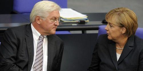 Union geht auf klare Distanz zur großen Koalition