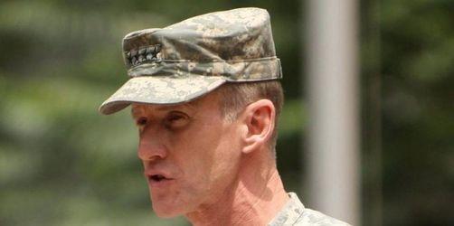 ISAF-Kommandeur mit düsterer Warnung