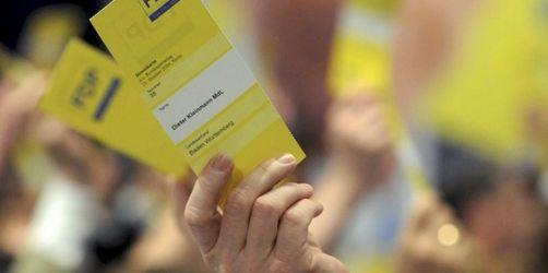 FDP-Parteitag segnet Koalitionsvertrag ab