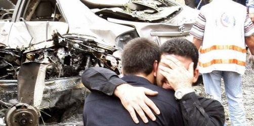 Rund 130 Tote bei Doppelanschlag in Bagdad