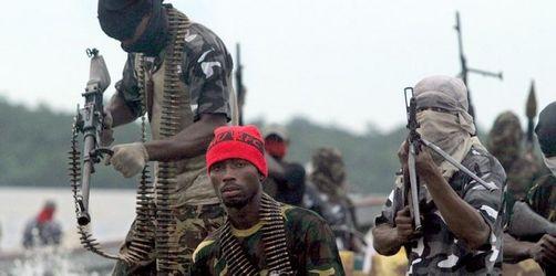 Nigerdelta-Rebellen erklären Waffenstillstand