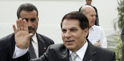 Tunesier wählen Ben Ali für fünfte Amtszeit